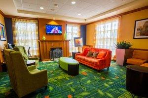 Bar - Fairfield Inn by Marriott Oakville