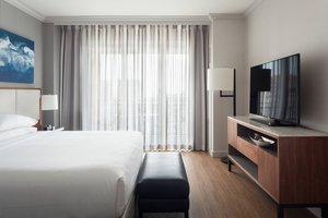 Suite - Tampa Marriott Water Street Hotel