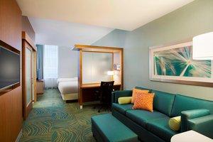 Suite - SpringHill Suites by Marriott Downtown Houston