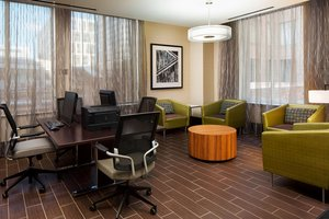 Conference Area - SpringHill Suites by Marriott Downtown Houston