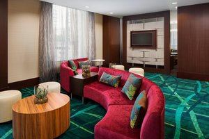 Bar - SpringHill Suites by Marriott Downtown Houston