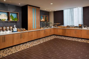 Restaurant - SpringHill Suites by Marriott Downtown Houston