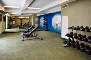 Recreation - SpringHill Suites by Marriott Downtown Houston
