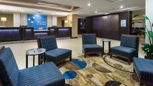 Lobby - Holiday Inn Express Hotel & Suites Midland