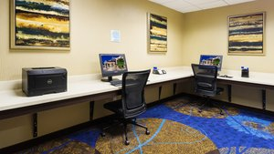 proam - Holiday Inn Express Hotel & Suites Midland