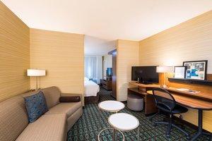 Room - Fairfield Inn Uncasville