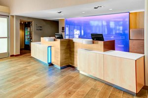 Lobby - Fairfield Inn & Suites by Marriott Cape Cod Hyannis