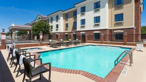 Pool - Holiday Inn Express Hotel & Suites Midland