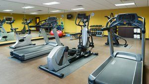 Fitness/ Exercise Room - Holiday Inn Express Hotel & Suites Midland
