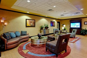 Lobby - Holiday Inn Express Hotel & Suites Odessa