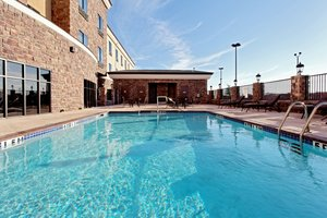 Pool - Holiday Inn Express Hotel & Suites Odessa