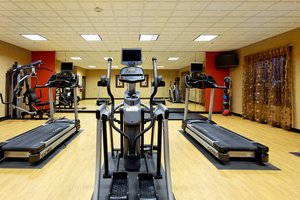 Fitness/ Exercise Room - Holiday Inn Express Hotel & Suites Odessa