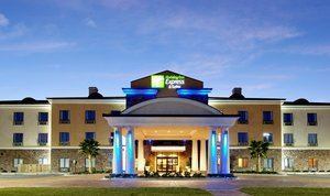Exterior view - Holiday Inn Express Hotel & Suites Odessa