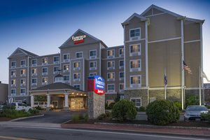 Exterior view - Fairfield Inn & Suites by Marriott New Bedford