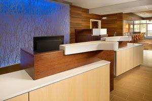 Lobby - Fairfield Inn & Suites by Marriott West Knoxville