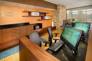 Conference Area - Fairfield Inn & Suites by Marriott West Knoxville