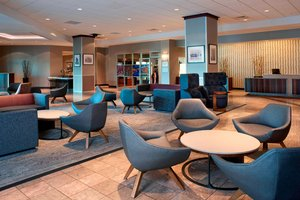 Lobby - Courtyard by Marriott Hotel Downtown Detroit