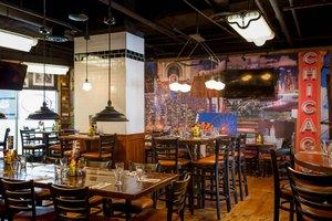 Restaurant - Courtyard by Marriott Hotel River North Chicago