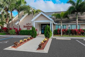 Exterior view - Residence Inn by Marriott Airport Clearwater