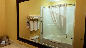 - Holiday Inn Express Hotel & Suites Grande Prairie