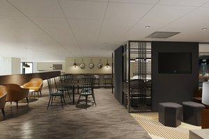 Bar - Marriott Hotel Downtown Des Moines