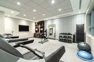 Fitness/ Exercise Room - Holiday Inn Chelsea