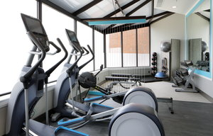 Fitness/ Exercise Room - Crowne Plaza Hotel Natick