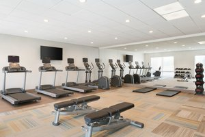 Fitness/ Exercise Room - Holiday Inn Express Hotel & Suites Red Bank Road Northeast Cincinnati