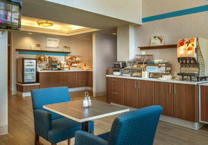Restaurant - Holiday Inn Express Hotel & Suites Carson City