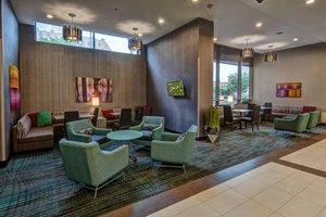 Lobby - Residence Inn by Marriott Norfolk