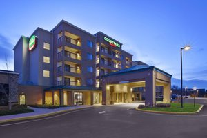 Exterior view - Courtyard by Marriott Hotel Somerset