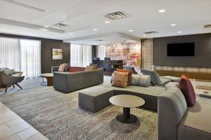 Lobby - Courtyard by Marriott Hotel Somerset