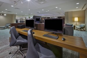 Conference Area - Courtyard by Marriott Hotel Somerset