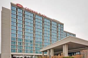 Exterior view - Crowne Plaza Hotel O'Hare Airport Rosemont