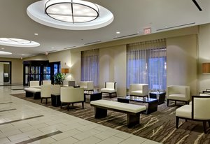 Lobby - Crowne Plaza Hotel O'Hare Airport Rosemont