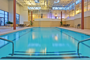 Pool - Crowne Plaza Hotel O'Hare Airport Rosemont