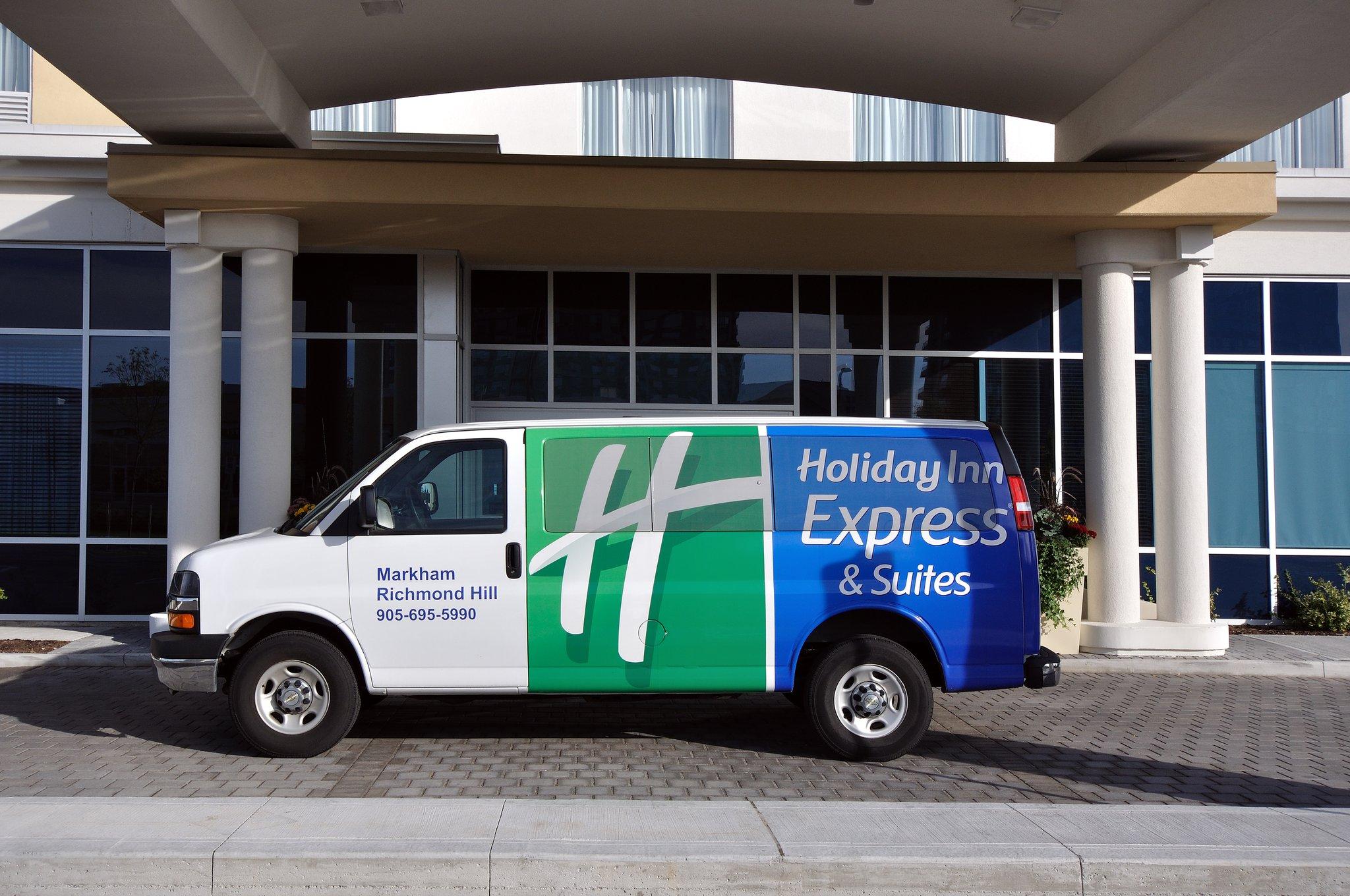 Holiday Inn Express & Suites TORONTO - MARKHAM