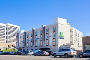 Exterior view - Holiday Inn Express Los Angeles