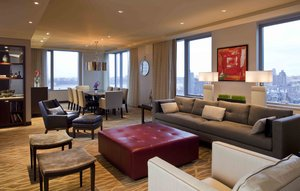 Suite - InterContinental Hotel Times Square New York