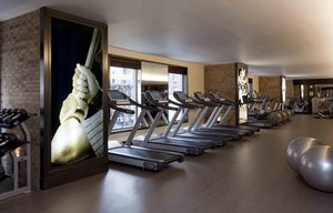 Fitness/ Exercise Room - InterContinental Hotel Times Square New York