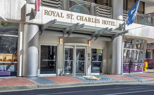 Exterior view - Royal St Charles Hotel New Orleans