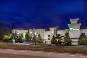 Exterior view - Holiday Inn Express Wisconsin Dells