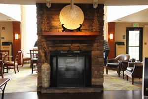 Lobby - Staybridge Suites Willowbrook Houston