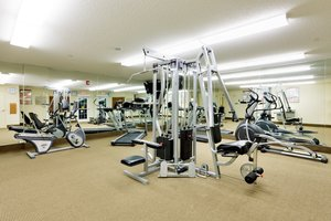 Fitness/ Exercise Room - Candlewood Suites Northeast Harrisburg