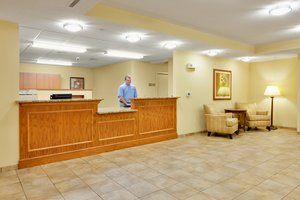 Lobby - Candlewood Suites Northeast Harrisburg
