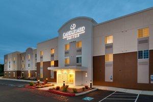 Exterior view - Candlewood Suites Northeast Harrisburg