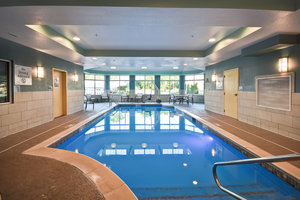 Pool - Holiday Inn Express Hotel & Suites Schererville