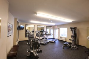 Fitness/ Exercise Room - Candlewood Suites St Joseph