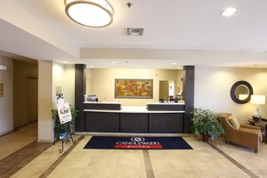 Lobby - Candlewood Suites St Joseph
