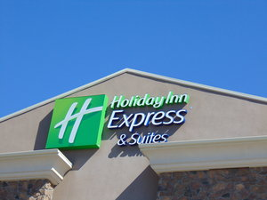 Exterior view - Holiday Inn Express Hotel & Suites Springville